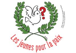 """Concours : """"Les jeunes pour la paix"""""""