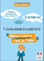 La 3e journée nationale de la qualité de l'air