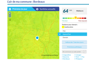carte bordeaux site atmo