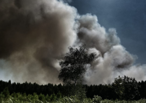 Incendie communes du Tuzan et de Saint-Symphorien : point de situation