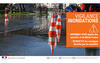 Vigilance ORANGE - point de situation pour le risque de crues en Gironde