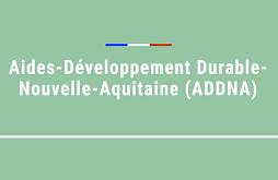 Site internet Aides-Développement-Durable-Nouvelle-Aquitaine