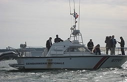 Journée sécurité en mer