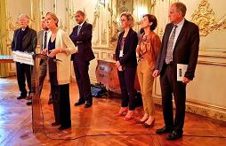 Conférence de presse de rentrée