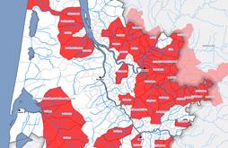 Restriction des prélèvements d'eau