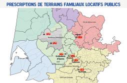 Schéma départemental d'accueil et d'habitat des gens du voyage de la Gironde