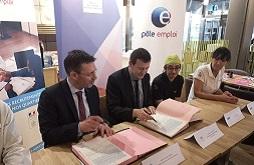 Signature Emploi Franc