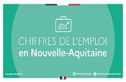 Chiffres de l'emploi en Nouvelle-Aquitaine