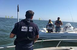 Journée sécurité en mer en Gironde
