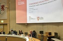 Conférence partenariale régionale