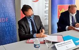 Signature de la charte CHU/Police/Gendarmerie/Justice