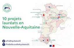 Lauréats en Nouvelle-Aquitaine du fonds de soutien aux filières aéronautiques et automobiles