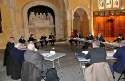 réunion plan cathédrales