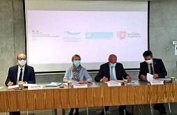 signature de la convention partenariale eau en Nouvelle-Aquitaine