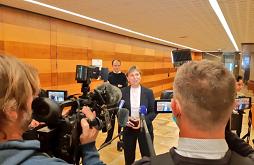 Conférence de presse spécial déconfinement