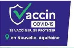 Vaccination en Nouvelle-Aquitaine