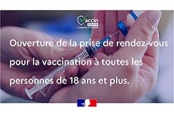 Vaccination pour tous