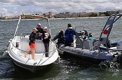 Journées de sécurité en mer