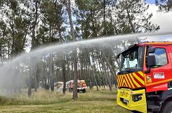 Les moyens pour lutter contre les feux de forêts