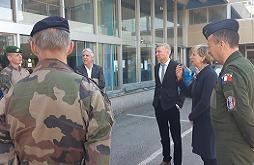 Opération Résilience en Nouvelle-Aquitaine