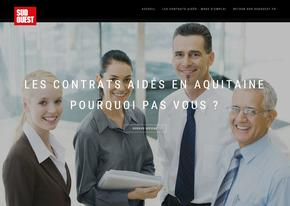 Une site sud ouest