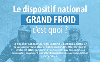 Grand froid - illustration